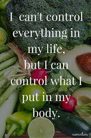 Diet is not just important….it is vital for our health!