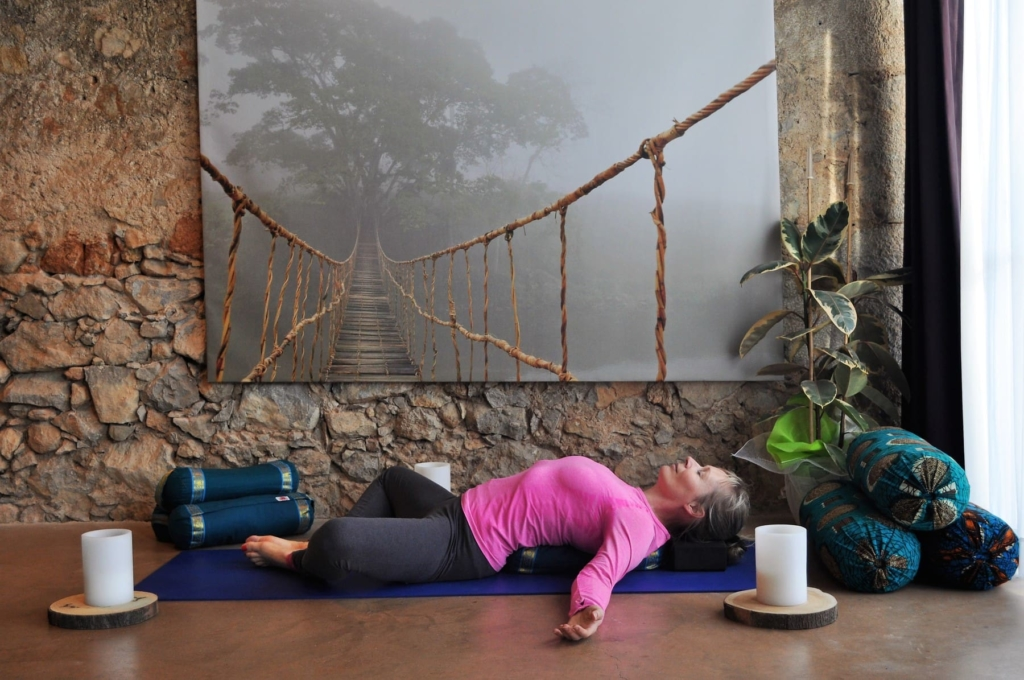 Yin Yoga with Prana Navina Yoga