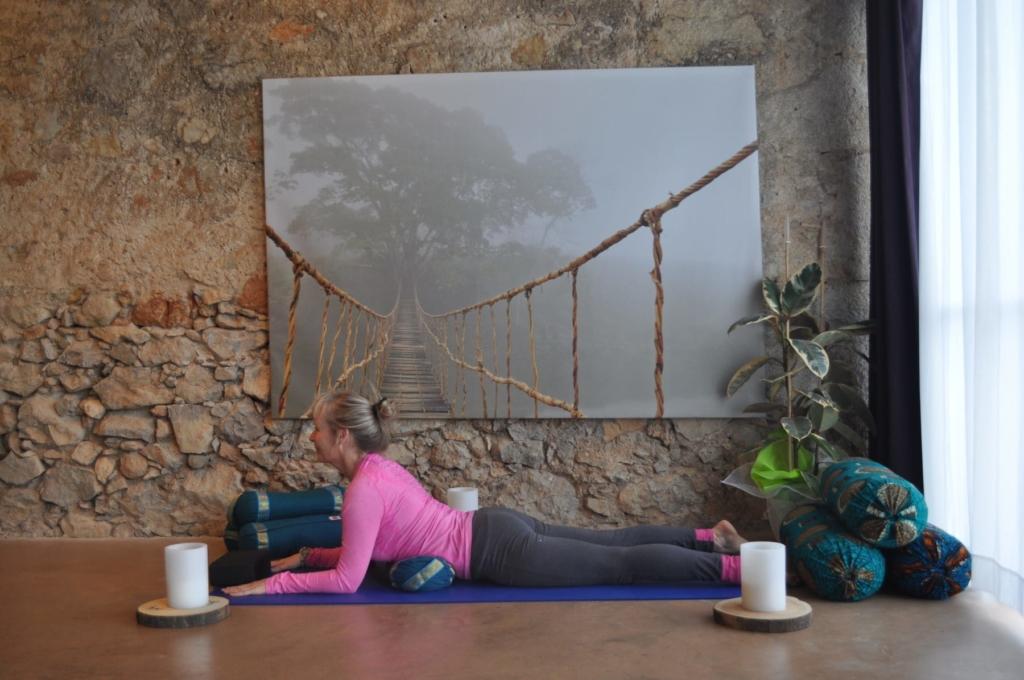 Yin Yoga Prana Navina Yoga