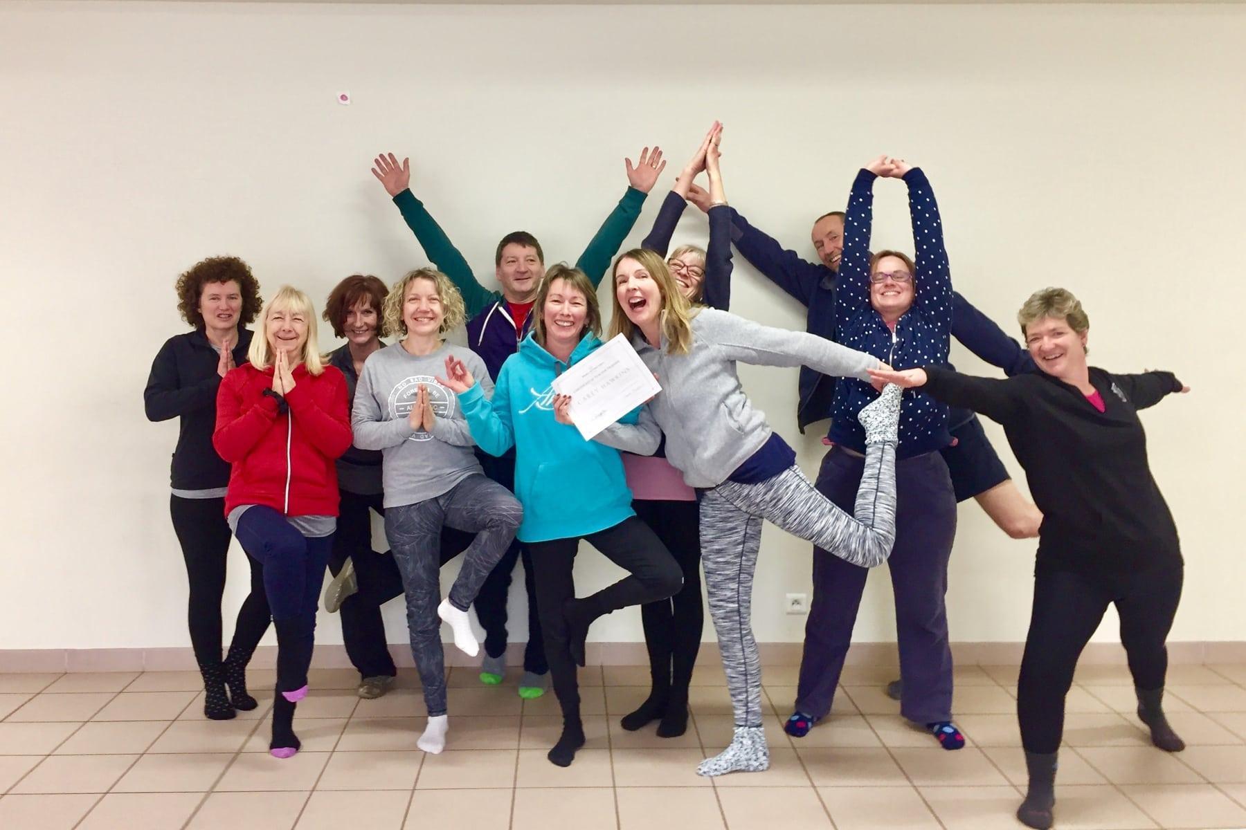 Yoga Teacher Training in France with Prana Navina Yoga
