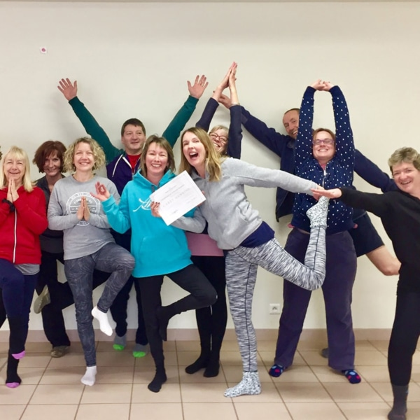 Yoga Teacher Training France with La Pause Yoga