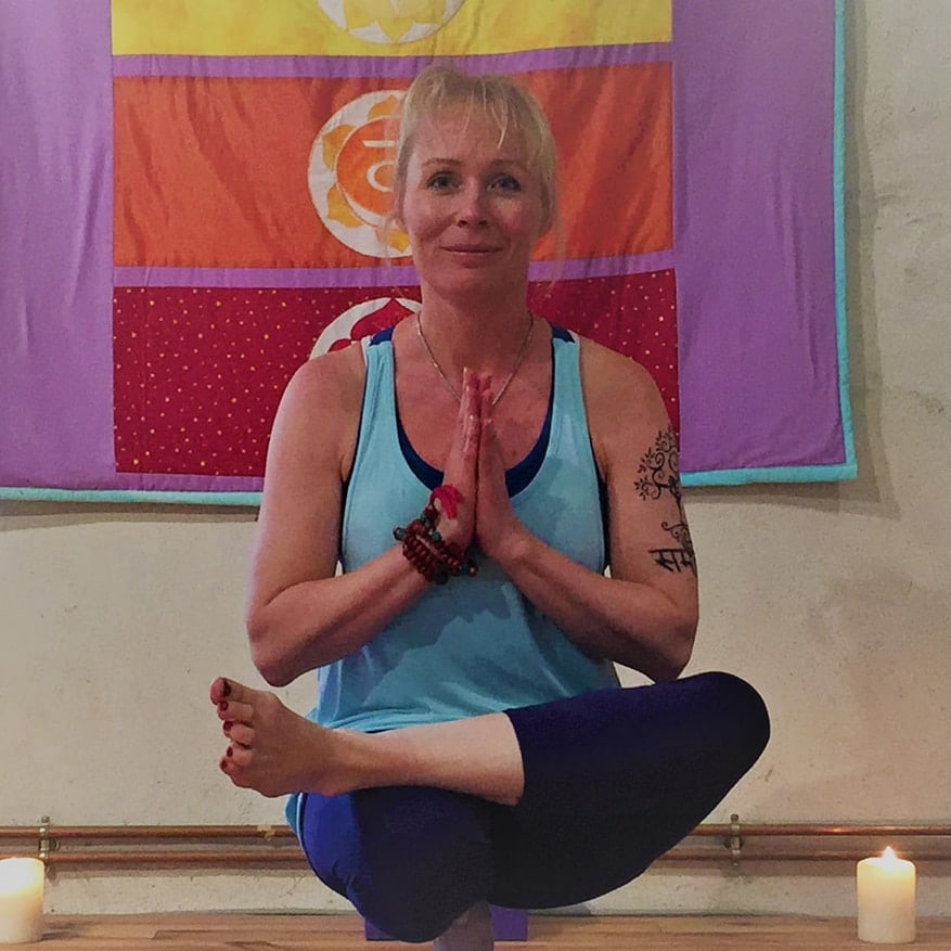 World Alliance Registered Yoga Teacher training School France