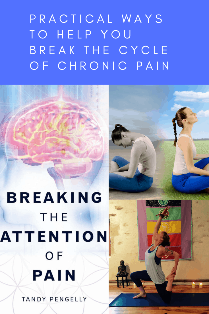 Breaking the Attention of Pain by Tandy Pengelly