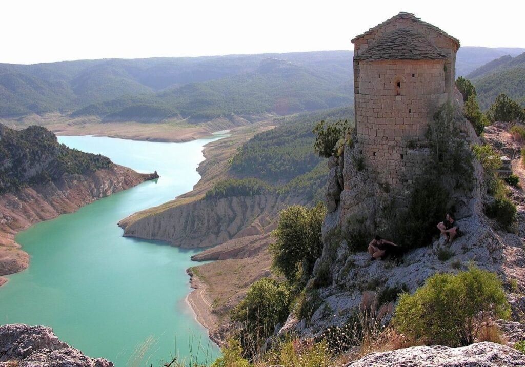 Hiking in Catalonia with La Pause Yoga