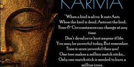 Ayurveda and the law of karma